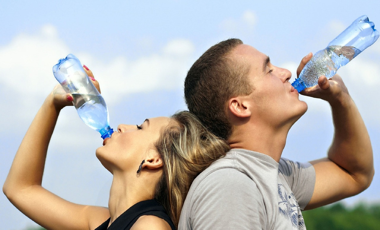 drink water as much possible
