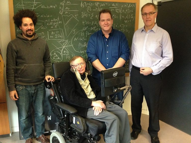 Everything you need to know about STEPHEN HAWKING