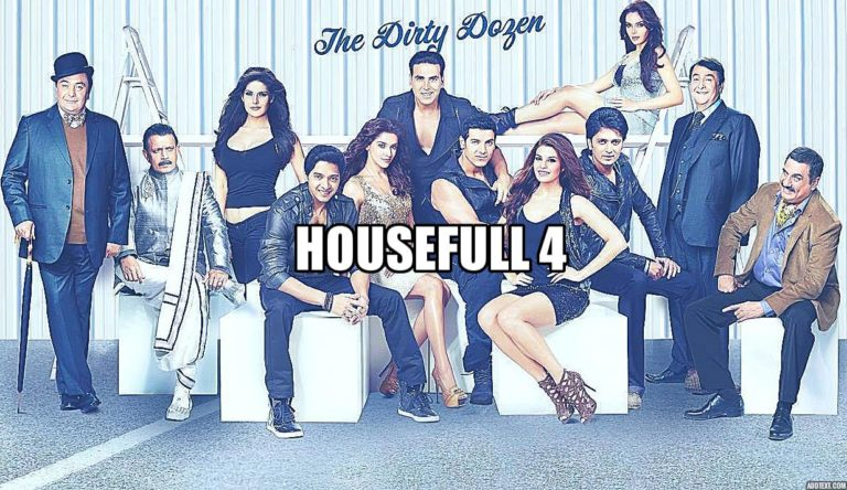 Housefull 4: Sajid Nadiadwala's Akshay Kumar starrer will be first Bollywood comedy movie to release in 3-D