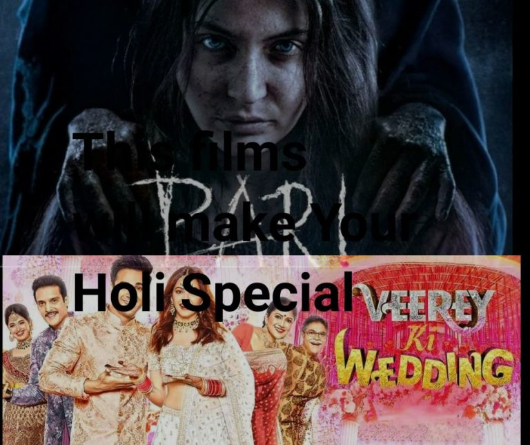 These films are making Holi more rocking