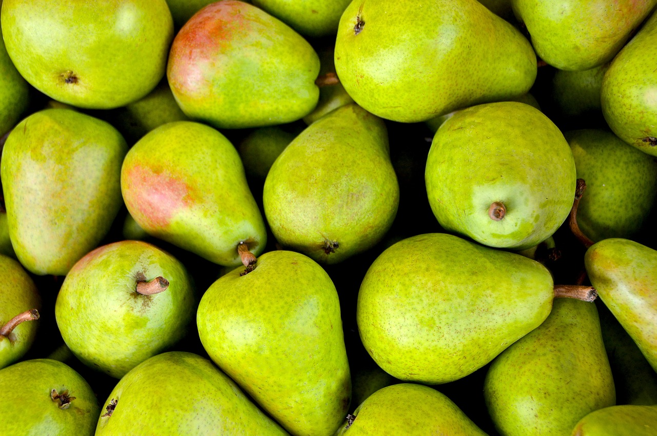 Are Pears Healthy?
