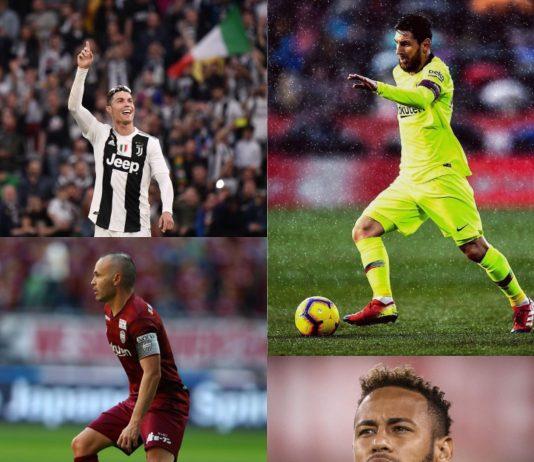 highest paid footballer