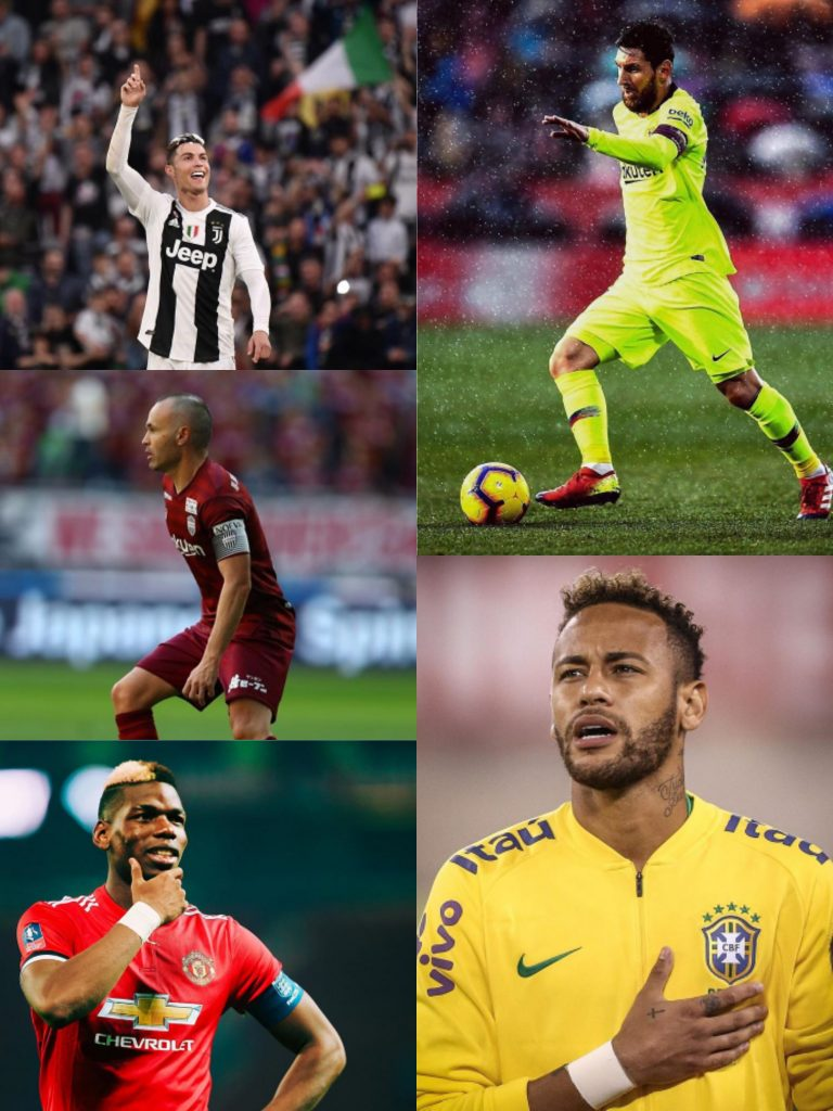 Who Are The Highest Paid Footballers