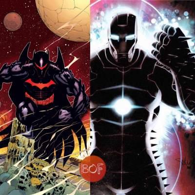 Hellbat vs Endo-sym armor