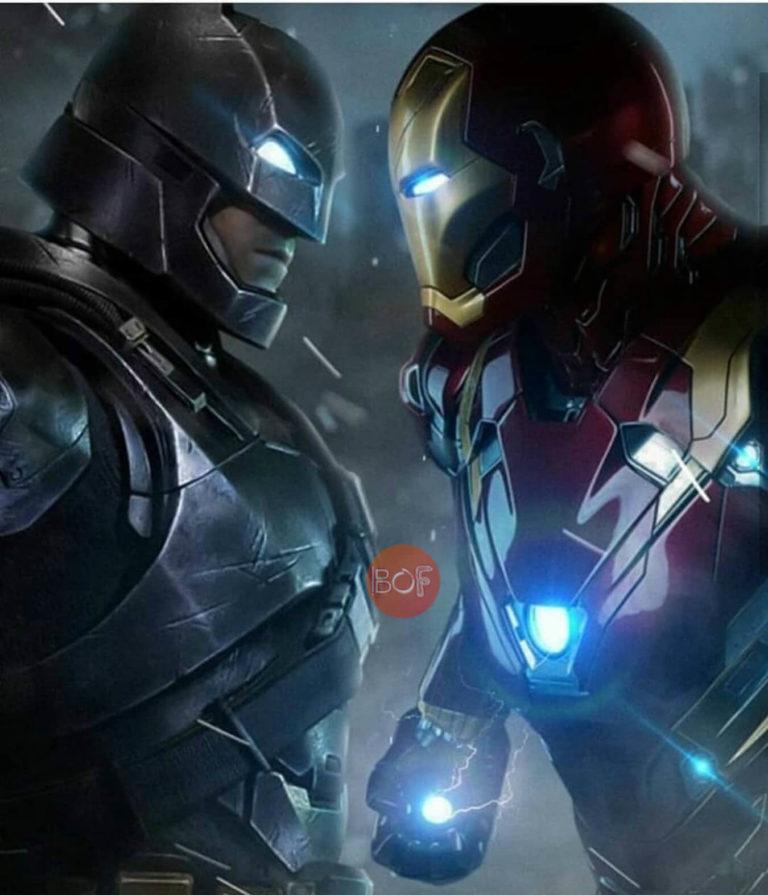 IRON MAN vs BATMAN: WHO WOULD WIN??