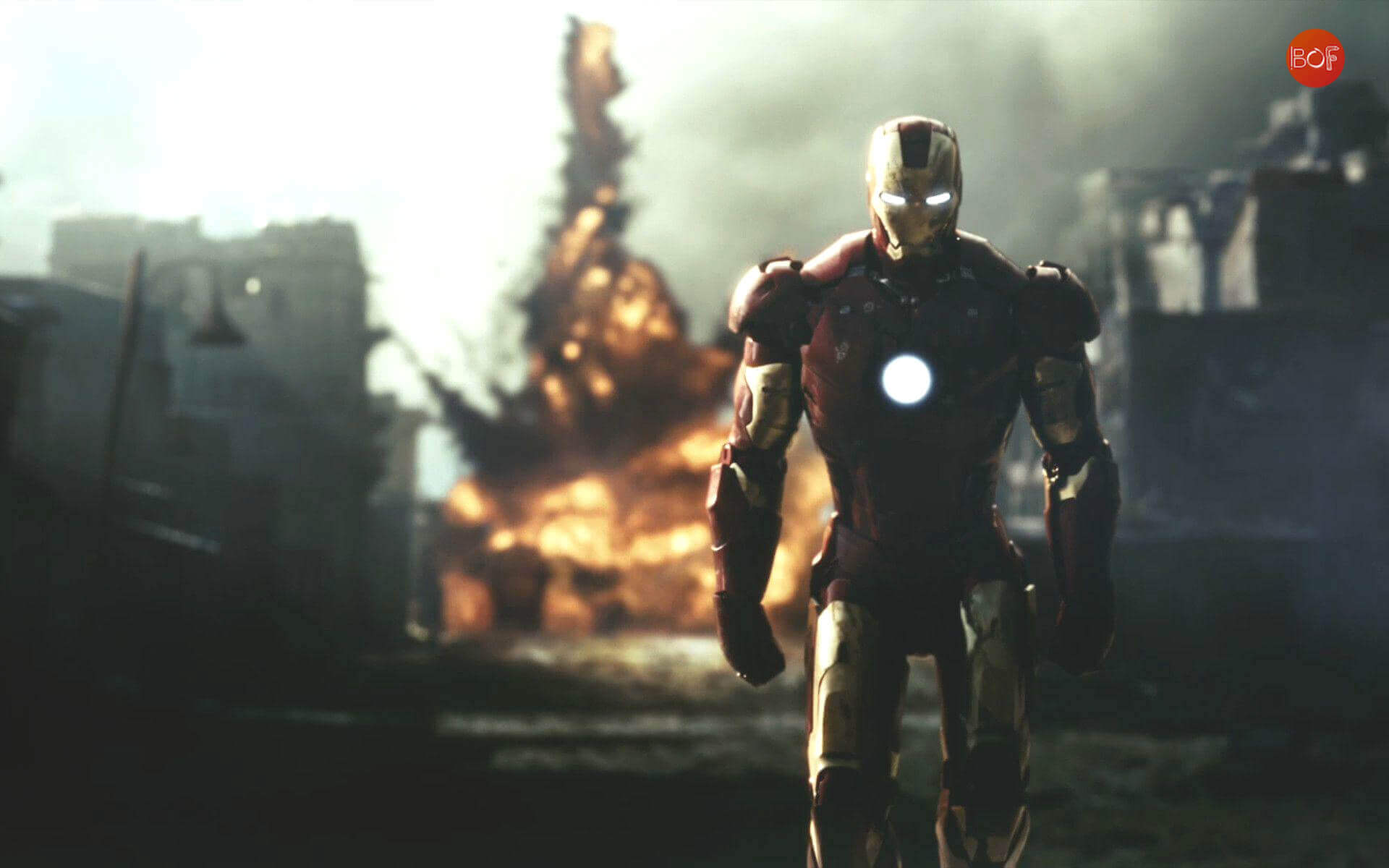 Iron Man fight