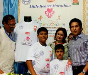 Sachin Tendulkar Charity Event